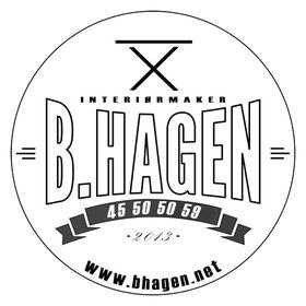 Interiørmaker B. Hagen