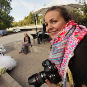 Photographer Kamilla Krøier