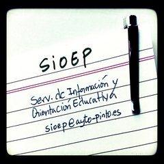 SIOEP Servicio de Información y Orientación Educativa de Pinto