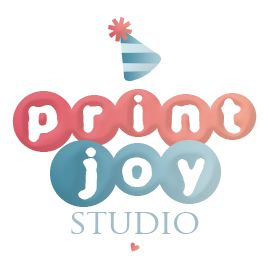 Print Joy Studio | Printable party games | Baby Shower games