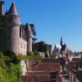 Montrésor en Touraine