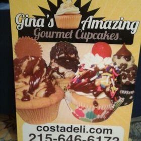 Gina's Amazing Gourmet Cupcakes