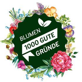 Blumen - 1000 gute Gründe