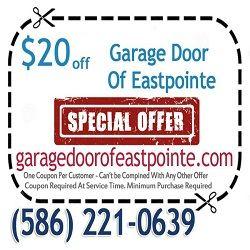 Garage Door Of Eastpointe