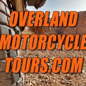 Overland motorcycle