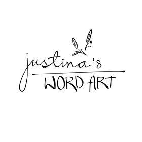 JustinasWordArt