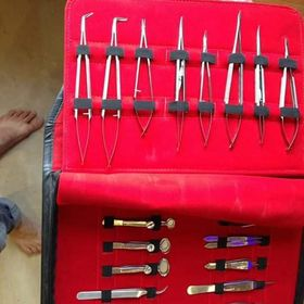 Ophthalmic instruments manufacture.