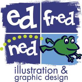 Edfredned Illustration & Graphic Design