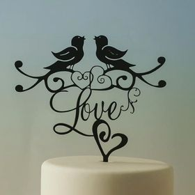Your Perfect Finish | Wedding Cake Toppers
