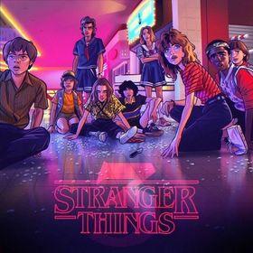 Les 744 meilleures images de ᔕTᖇᗩᑎGᗴᖇ TᕼIᑎGᔕ en 2020 | Stranger things, Fond d'écran téléphone ...