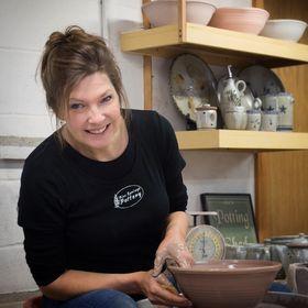 Marie Lewis | Pine Springs Pottery