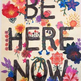 jetzt hier sein