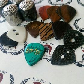 Iron Age Guitar Accessories