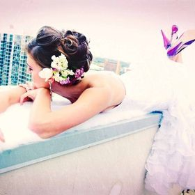 Divine Weddings Hair and Makeup by Tammie Garza