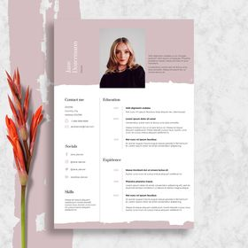 Resume Templates: Modern, Clean and Professional