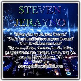 Steven Jerayno