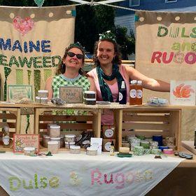 Dulse & Rugosa, Seaweed Skincare