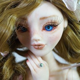 Anthia's Art Dolls