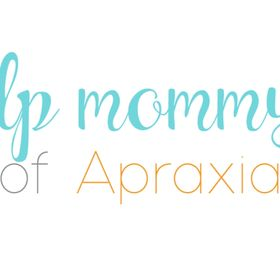 SLP mommy of Apraxia Speech Therapy