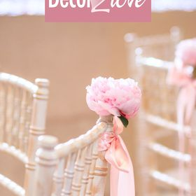 Decor2Love Wedding and special events rentals