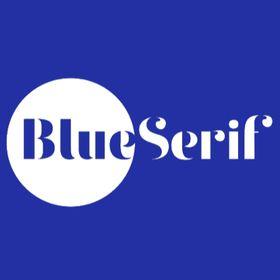 Blue Serif