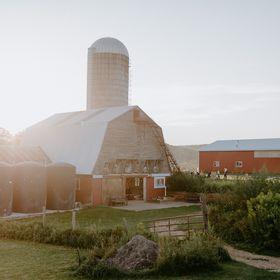 Gilbertsville Farmhouse - NY's award-winning wedding and glamping venue l Home of NY Goat Yoga