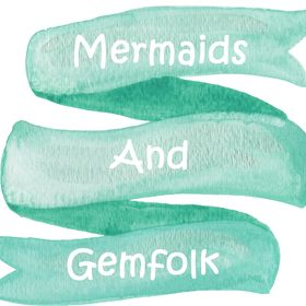 Mermaids And Gemfolk