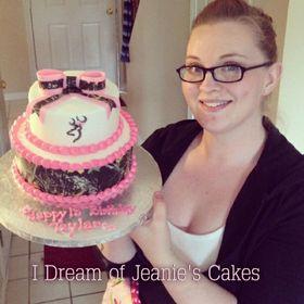 I Dream of Jeanie's Cakes