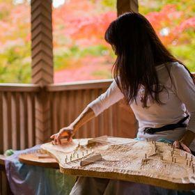 ヒーリングライアー奏者 Mariko Akiyoshi