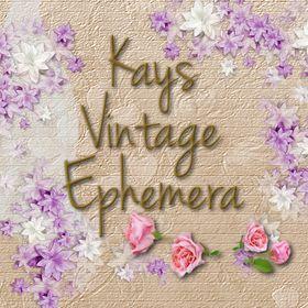 Kays Vintage Ephemera