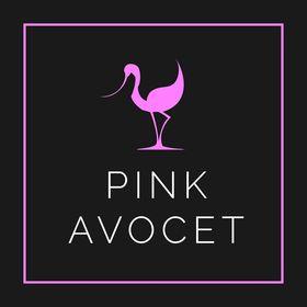 Pink Avocet