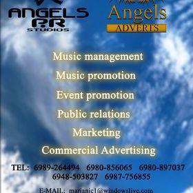 Angels P.R Adverts