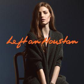 Left on Houston