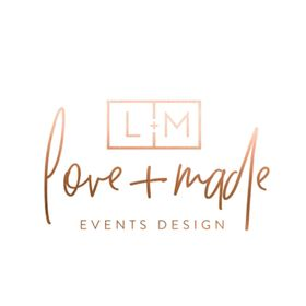LoveMade Events Design