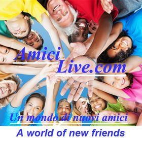 Amicilive Un mondo di nuovi amici