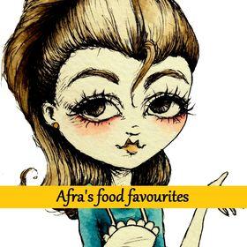 Afra's Food Favorites