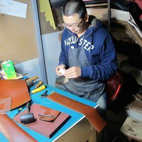 Moshi Leather Bag - Handmade Leather Studio