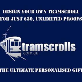 Tram Scrolls