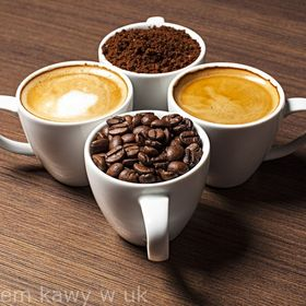 With a cup of coffee Daily tips for better living