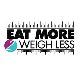 Eat More 2 Weigh Less - Eat. Lift. Shrink!