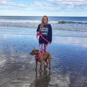Dani Rescue Dog Mom