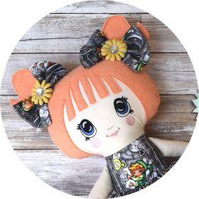 Sew Sweet Ann Dolls