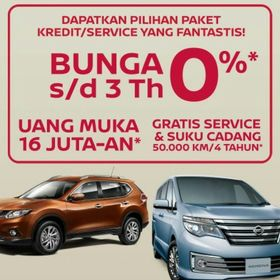 Nissan Datsun Radin Inten DEALER MOBIL BARU NISSAN & DATSUN 087877970879