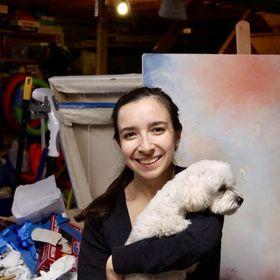 Samantha Kaplan | Abstract Art | Landscape Painter