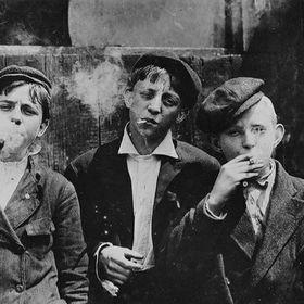 Smoking Lads