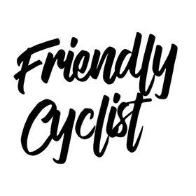 Friendly Cyclist