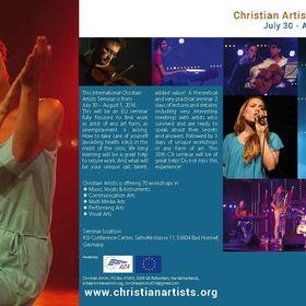 Christian Artists Seminar Europe