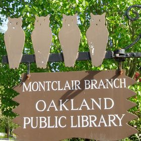 Friends of Montclair Library