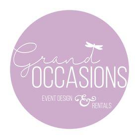 Grand Occasions & Okoboji Weddings