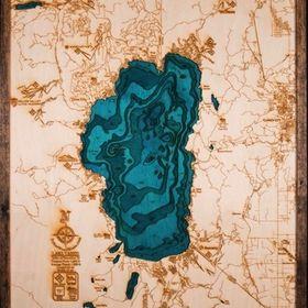 Tahoe Wood Maps